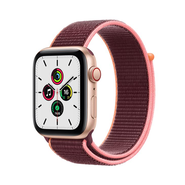 Smartwatch Apple Watch Se 44mm - Dourado