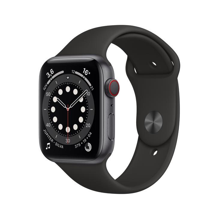 Smartwatch Apple Watch Series 6 44mm - Cinza