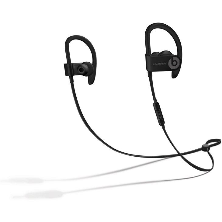 Fone de Ouvido Earphone Powerbeats3 Wireless Preto Beats Ml8v2be/a