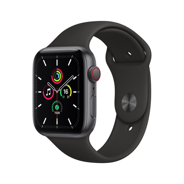 Smartwatch Apple Watch Se 44mm - Cinza Espacial