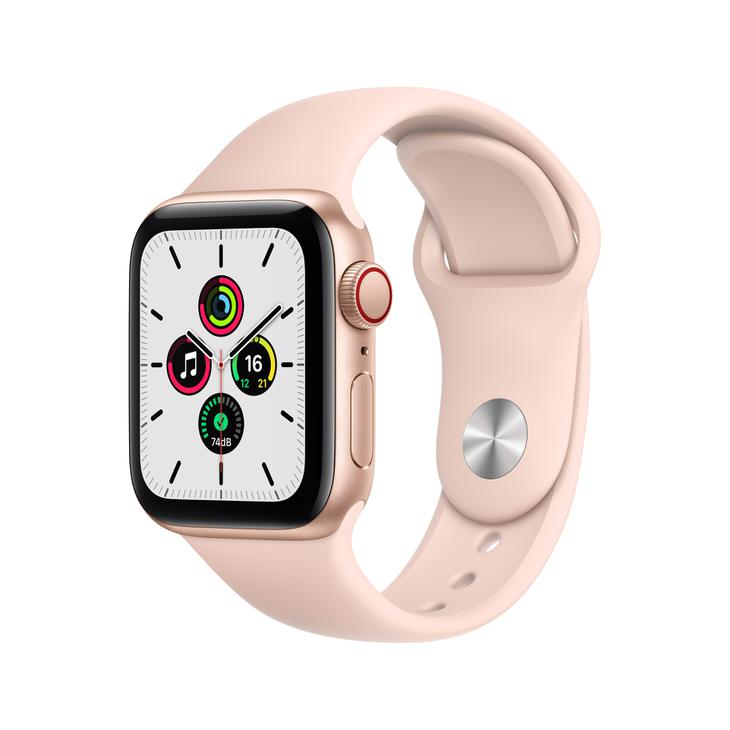Smartwatch Apple Watch Se 40mm - Dourado