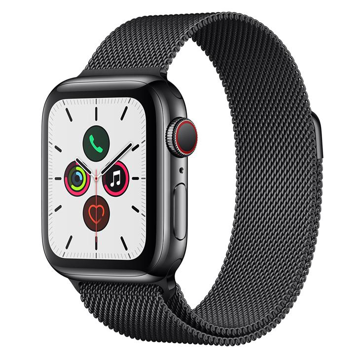 Smartwatch Apple Watch Series 5 40mm - Cinza