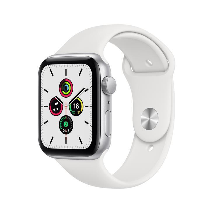 Smartwatch Apple Watch Se 44mm - Branco/prata