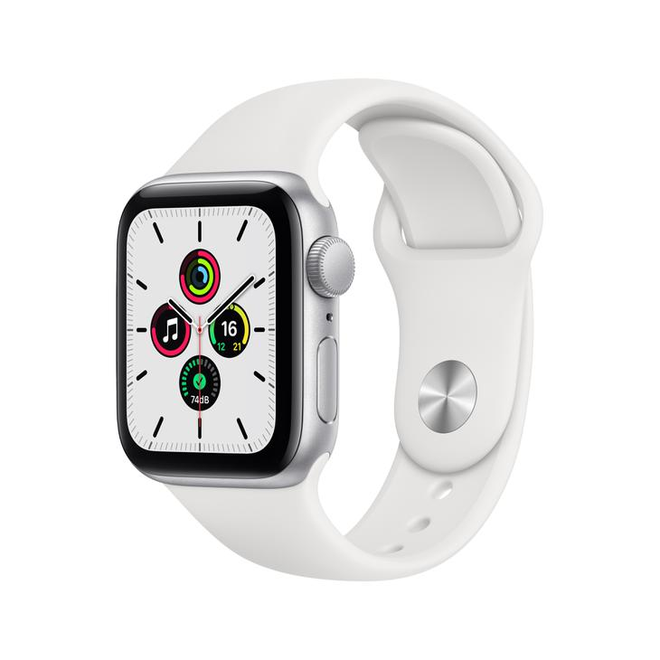Smartwatch Apple Watch Se 40mm - Branco/prata