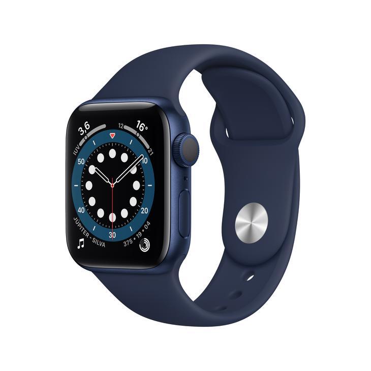Smartwatch Apple Watch Series 6 40mm - Azul