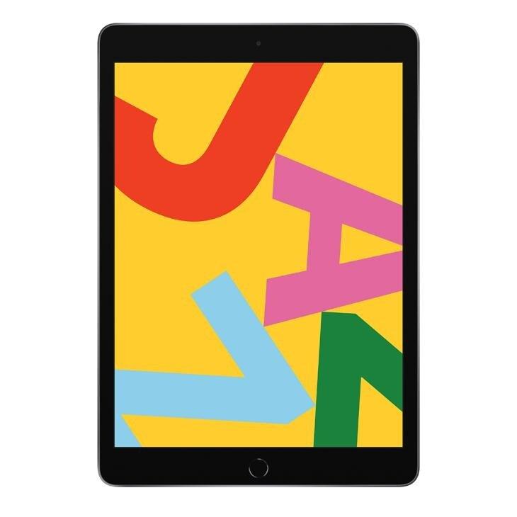 Tablet Apple Ipad 7 Pn004bz/a Cinza 128gb Wi-fi