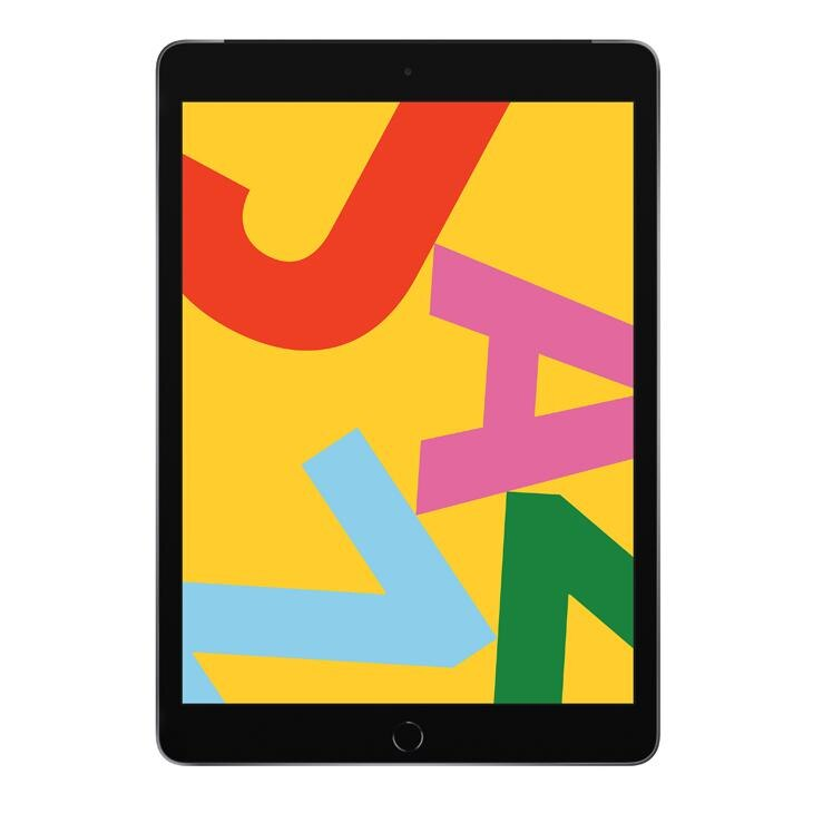 Tablet Apple Ipad 7 Pn007bz/a Cinza 32gb 4g