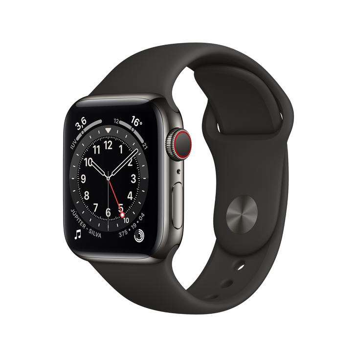 Smartwatch Apple Watch Series 6 40mm - Preto
