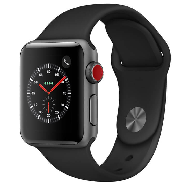 Smartwatch Apple Watch Series 3 38mm - Cinza