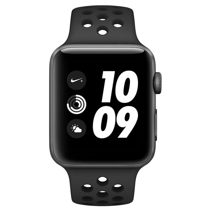 Smartwatch Apple Nike+ Series 3 42mm - Cinza
