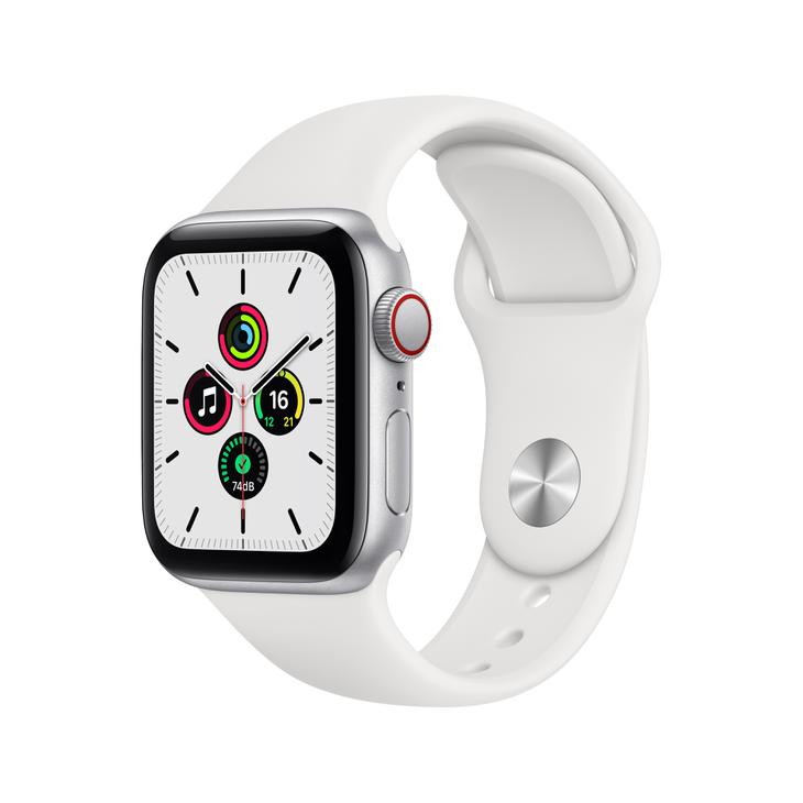 Smartwatch Apple Watch Se 40mm - Prata