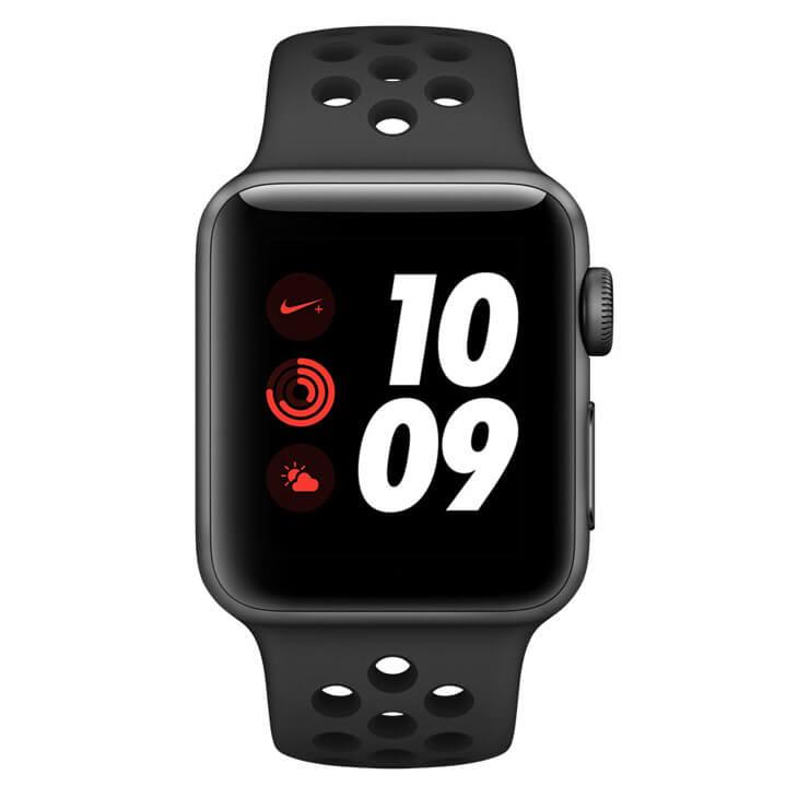 Smartwatch Apple Nike+ 38mm Cinza