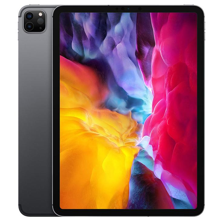 Tablet Apple Mxf72bz/a Cinza 512gb Wi-fi