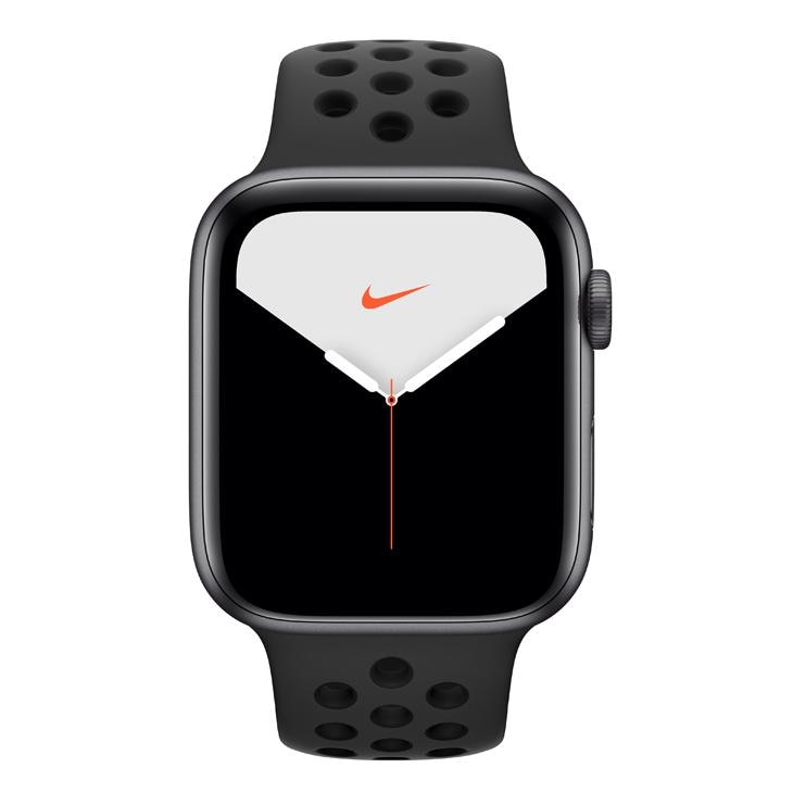 Smartwatch Apple Nike+ Series 5 44mm - Cinza/preto