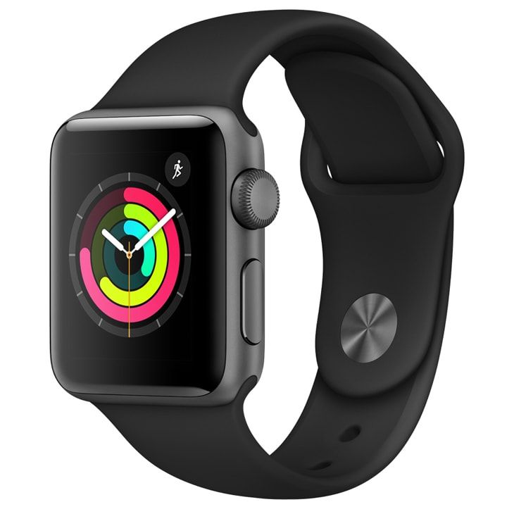 Smartwatch Apple Watch Series 3 - Cinza