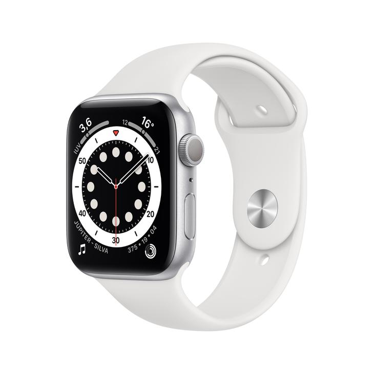 Smartwatch Apple Watch Series 6 44mm - Prata