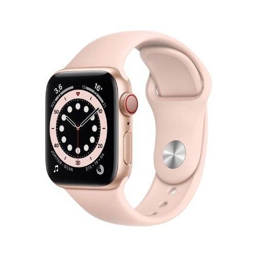 Smartwatch Apple Watch Series 6 40mm - Dourado/rosa