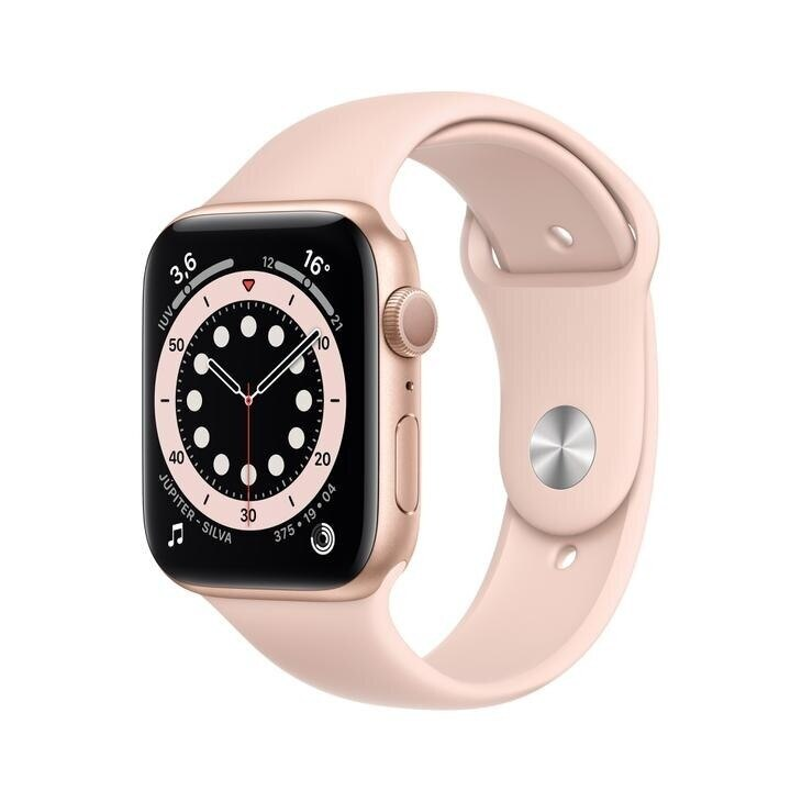 Smartwatch Apple Watch Series 6 40mm - Dourado